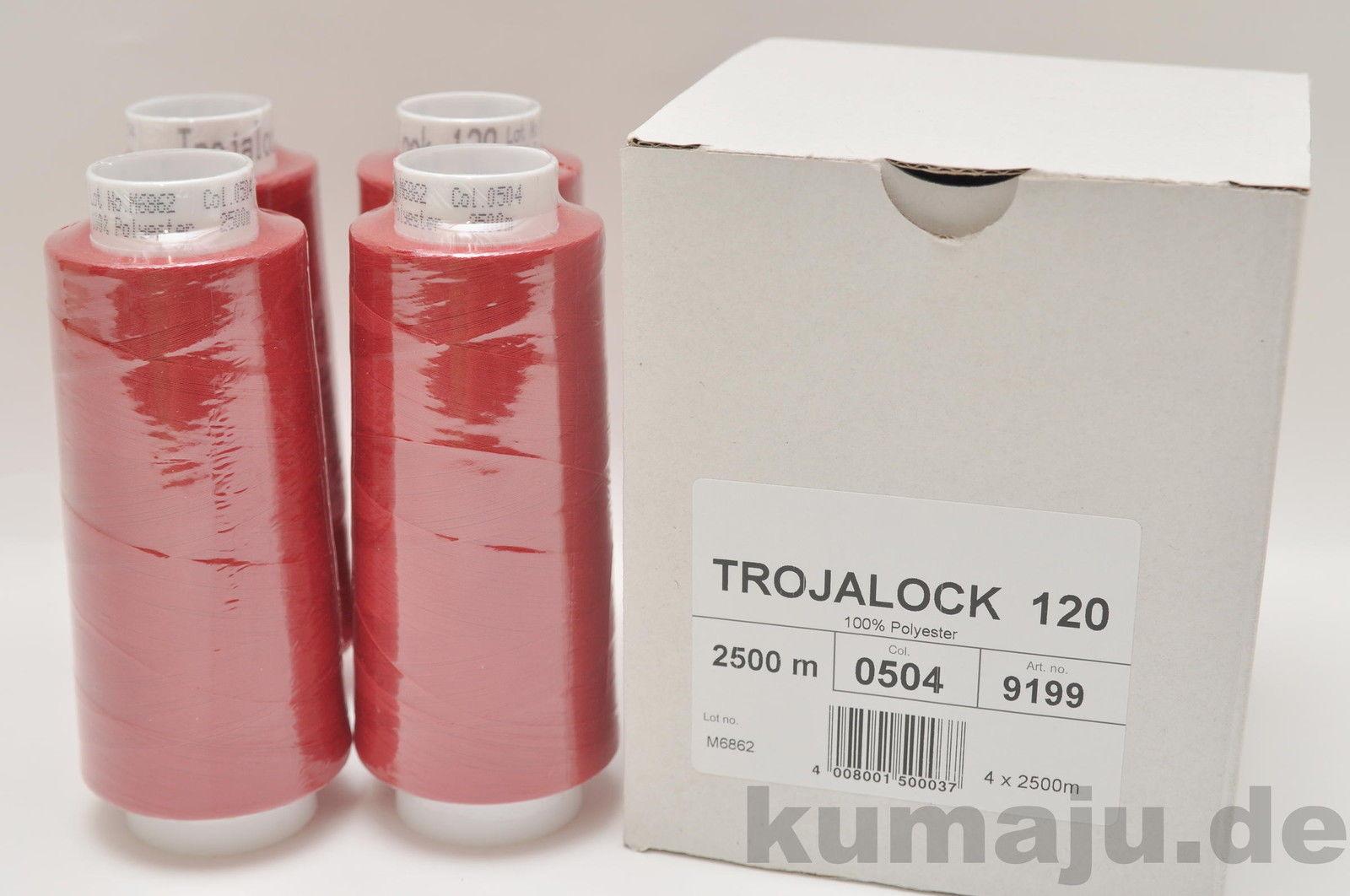Trojalock Nr 0009 flieder 4x 2500m Art-Nr TOGFR